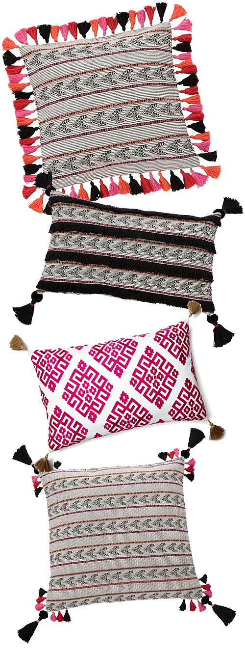 One Kings Lane Pillows