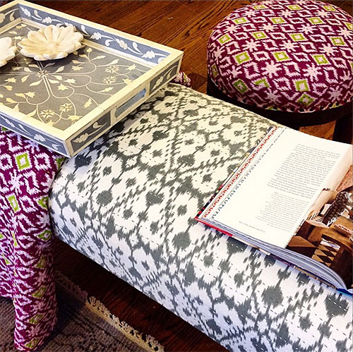 Sheherazade Home Pattern Mix