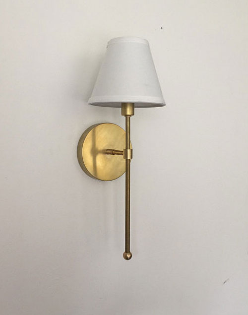Vivianne Sconce from triple7recycled Etsy shop
