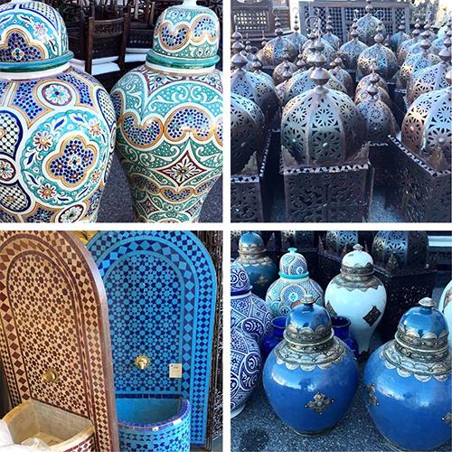 Moroccan Goods at Tierra del Lagarto