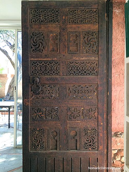 A Moroccan Door