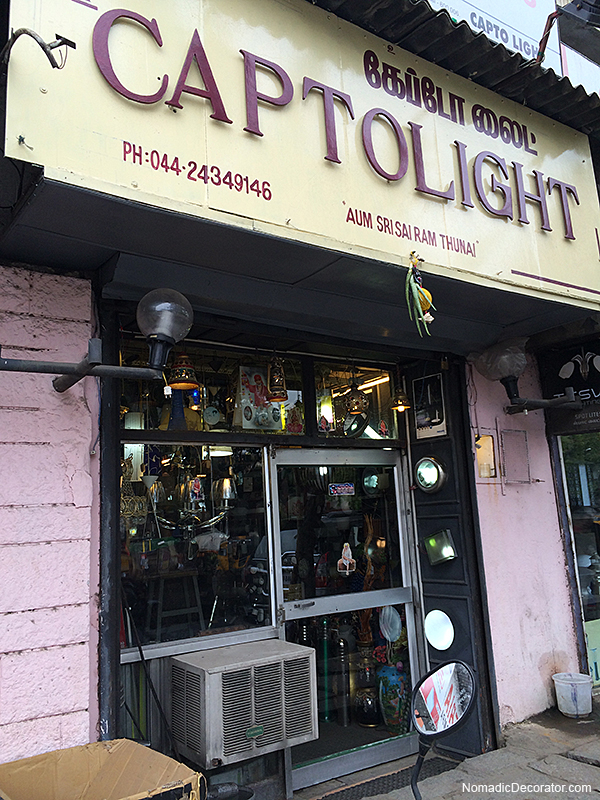 Lighting Shop in Chennai