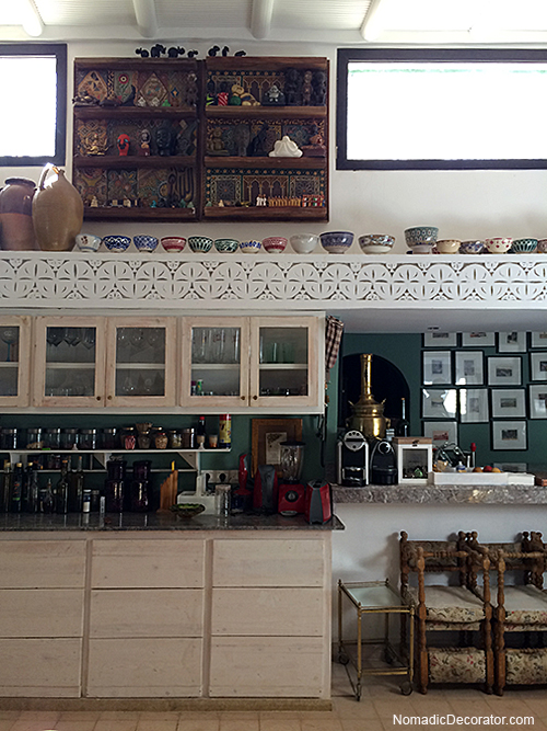Moroccan Artist Colony Kitchen
