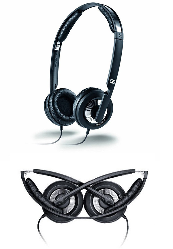 Sennheiser Headphones for Travel