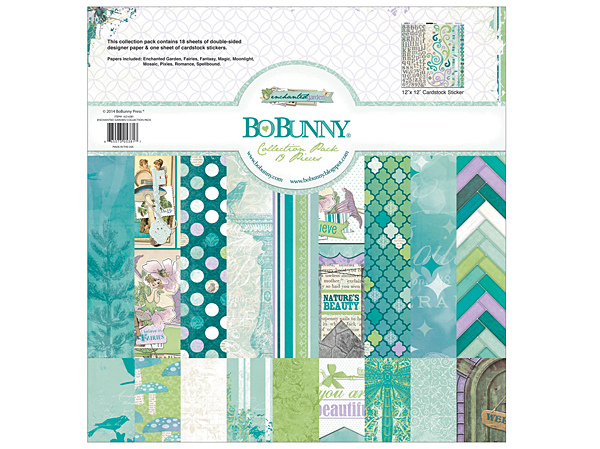 Where to Buy BoBunny Scrapbook Paper