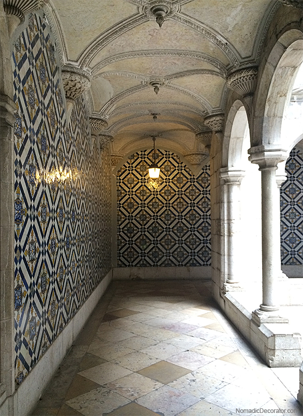 Lisbon National Tile Museum