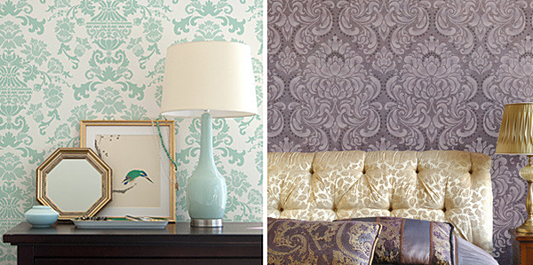Royal Design Studio Damask Stencil
