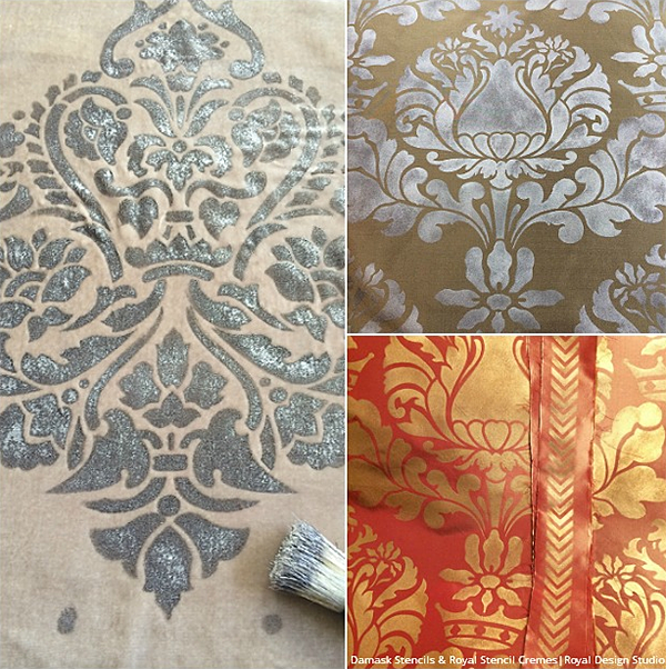 Royal Design Studio Stencil Cremes
