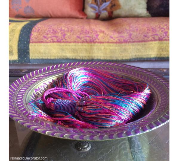 Tassel Bowl