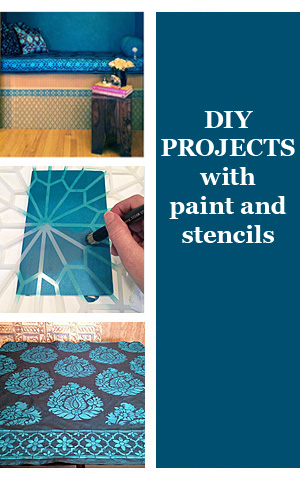 DIY Stencil Projects