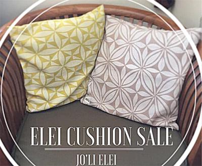 JO'LI ELEI Fabric Pillows