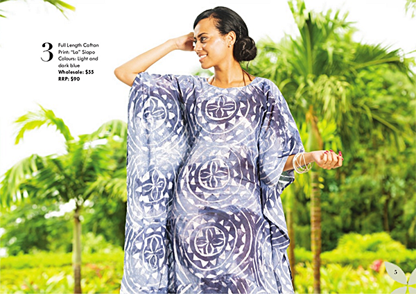 The Gift Hutt Resort Wear Elei Fabrics