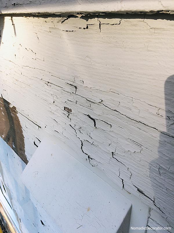 Uncategorized archives nomadic decorator - Exterior paint peeling concept ...
