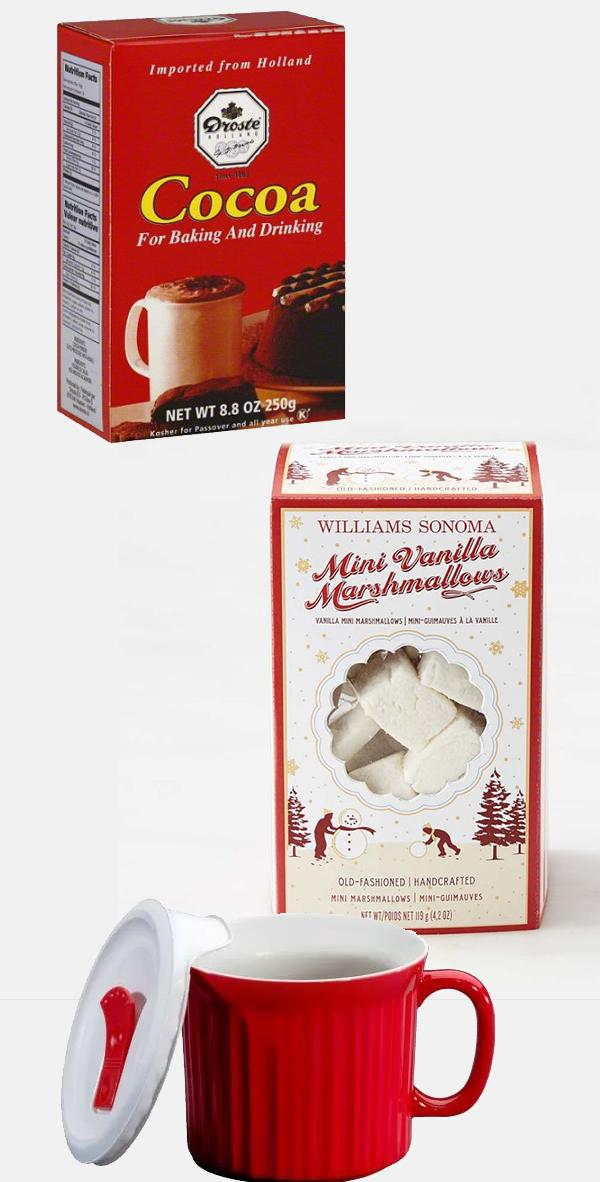 Hot Cocoa Combo