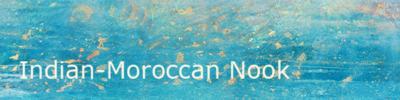 Indian Moroccan Nook