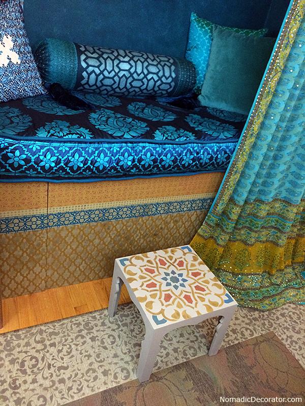 Moroccan Nook