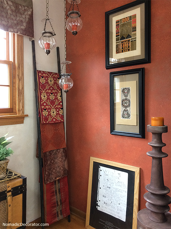 Terra Cotta Corner of Creative Studio