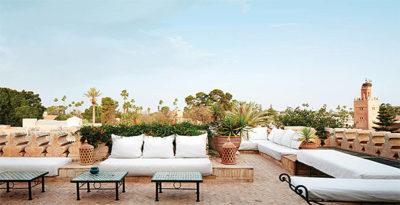 Palais du Zahir Rooftop