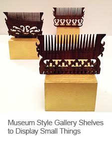 DIY Small Wall Shelves to Display Small Things