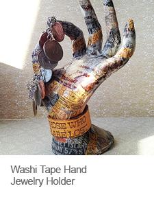 DIY Washi Tape Hand