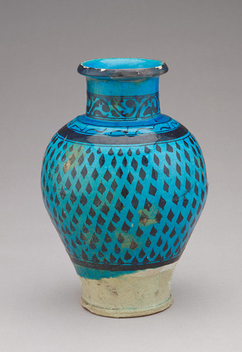 Syrian Jar at Smithsonian Museums of Asian Art