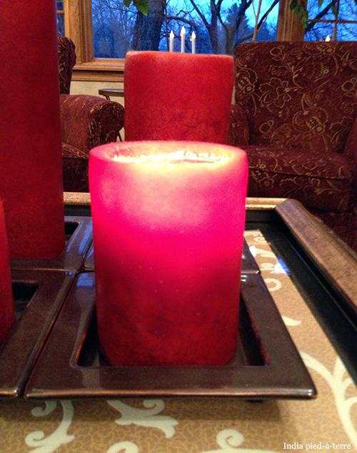 Tunneling-Candle