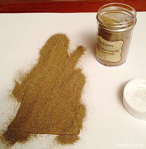 Gold-Embossing-Powder