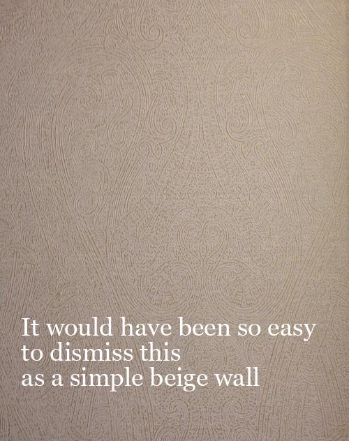 Beige-Wall