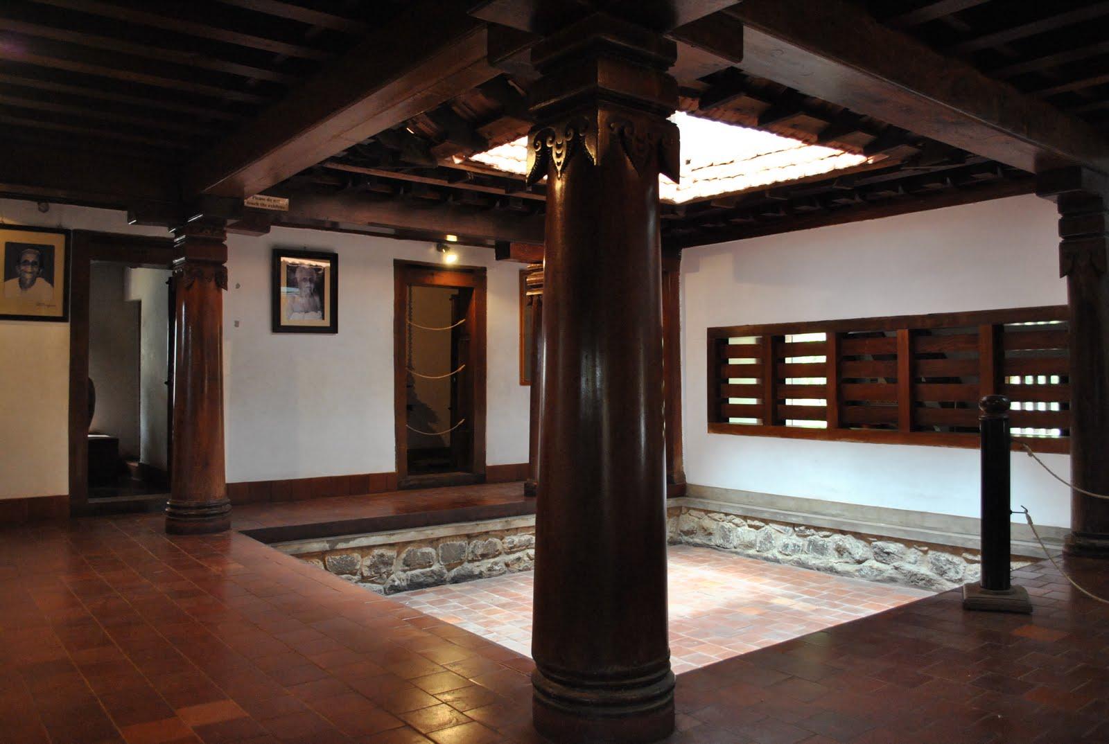 Dakshin Chitra Courtyard Home via ShadowsGalore dot com