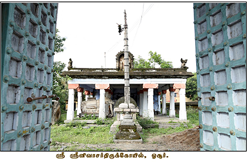 Entrance-to-Old-Abandoned-Hindu-Temple-in-South-India
