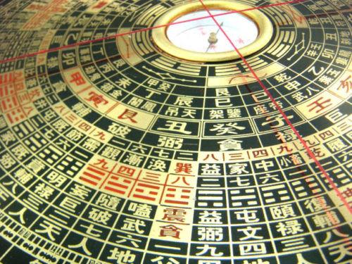 Feng Shui Luopan via fengshuisale on ebay