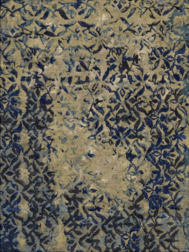 Morgan Ashard Moghul Blue Carpet