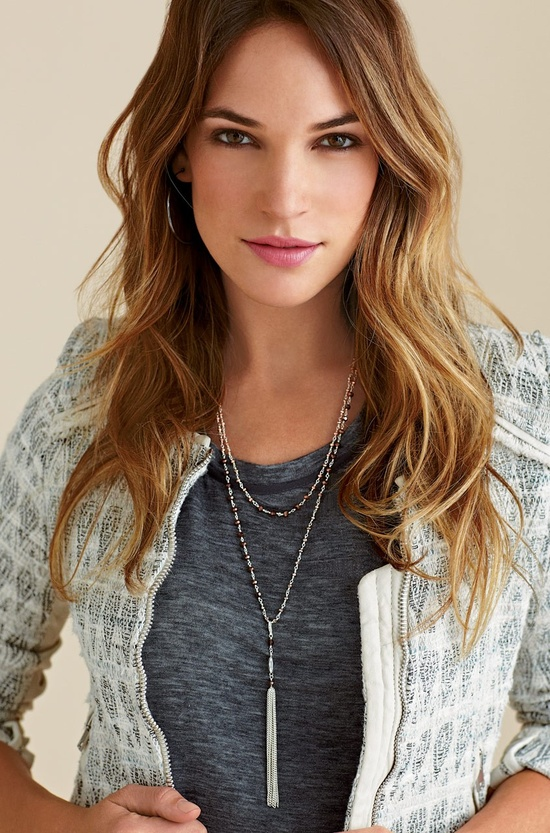 Tassel Necklace by Stella and Dot