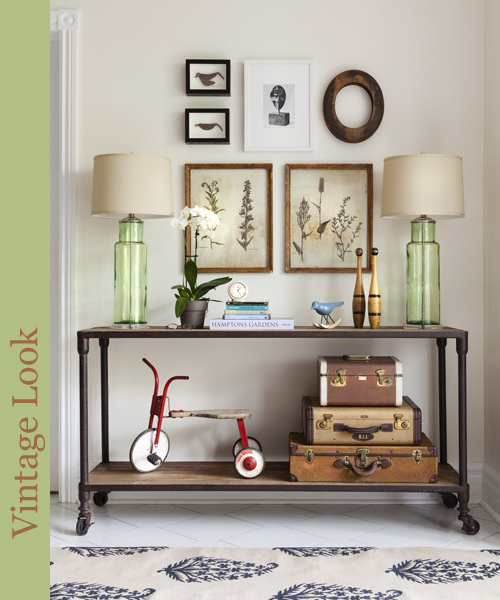 Console-Table-in-Foyer-via-House-&-Home-February-2013