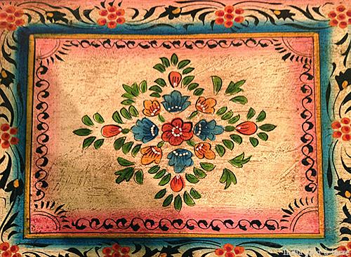 India-Box-Pattern