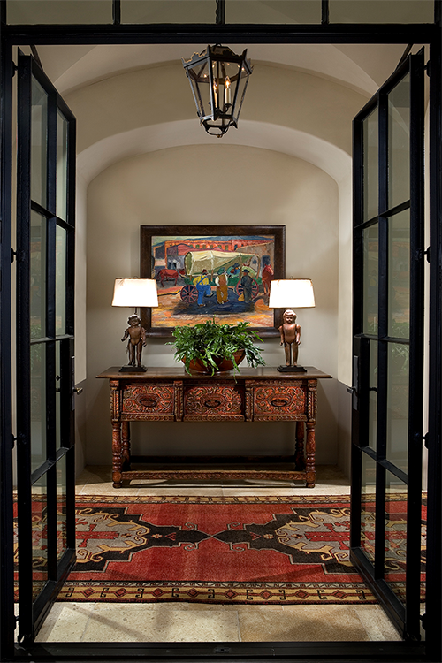 Console-Table-Entry-by-Wiseman-and-Gale-Interiors