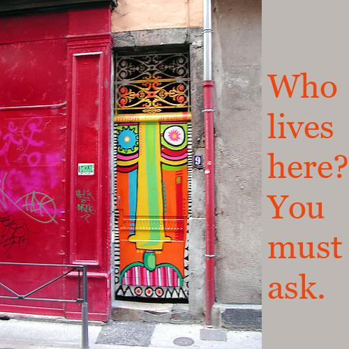 Door-in-Lyon-France-by-flickr-biphop