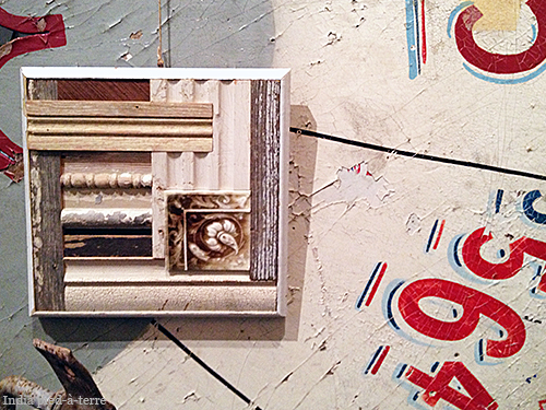 Architectural Remnant Collage from Southern Accents