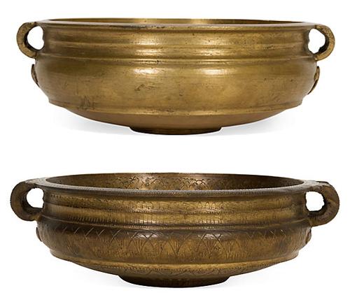 Brass Urli from Kerala
