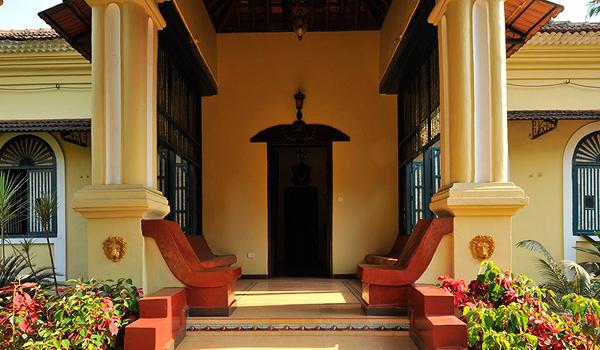 Goa Country Estate Entrance via Saffronart Prime Properties