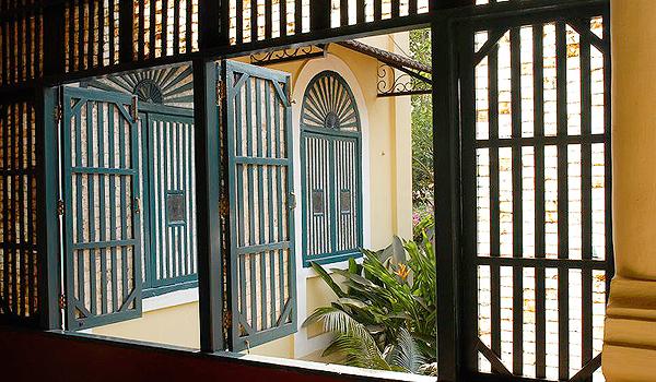 Goa Country Estate Windows via Saffronart Prime Properties