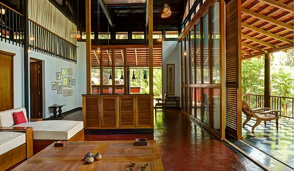 Indoor Outdoor Living in Goa via Saffronart Prime Properties