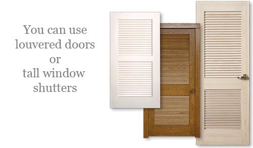 Louver-Doors-from-Combination-Door-Company