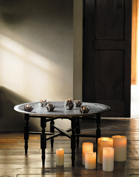 Moroccan Tray Table via Houzz