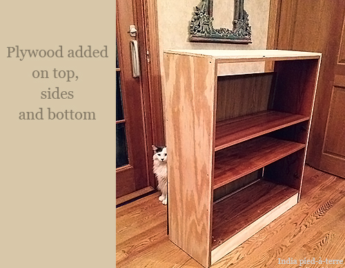 Plywood Added