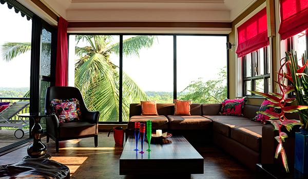 Room with a View in Goa via Saffronart Prime Properties