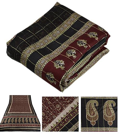 Sari from sanskriti.india on eBay