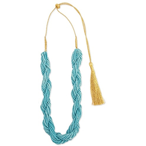 Tassel Necklace from Brighthouse Baubles
