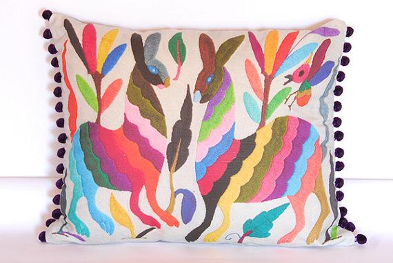 Digital Printed Otomi from PeakLane