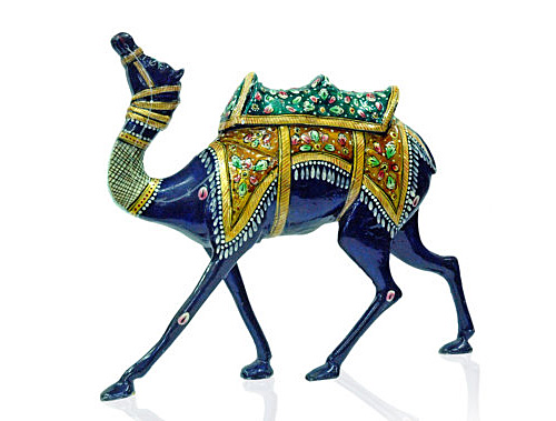 Royal Indian Camel from DAsquare Etsy Shop